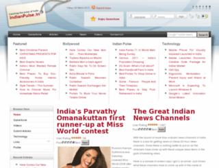 indianpulse.in screenshot