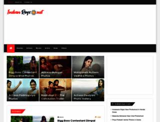 indianrays.net screenshot