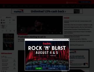 indians.com screenshot