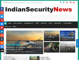 indiansecuritynews.com screenshot