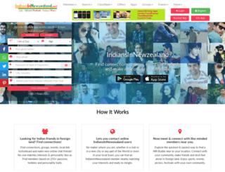 indiansinnewzealand.net screenshot