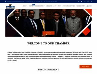 indiansmechamber.com screenshot