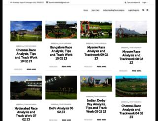 indiaracetips.com screenshot