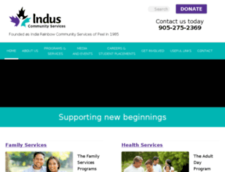 indiarainbow.org screenshot