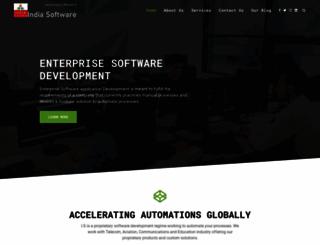 indiasoftware.in screenshot