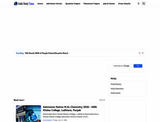 indiastudycircle.blogspot.com screenshot