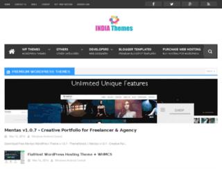 indiatheme.blogspot.com screenshot