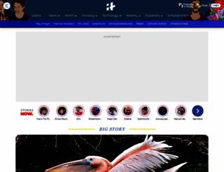 indiatimes.com screenshot