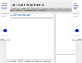 indiatip.blogspot.in screenshot