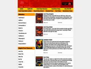 indiatodaygroup.com screenshot