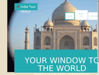 indiatourdeals.co.nz screenshot