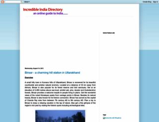 indiatraveldirectory.blogspot.com screenshot