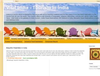 indiatraveltours-visitindia.blogspot.com screenshot