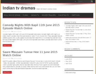 indiatvdrama.com screenshot