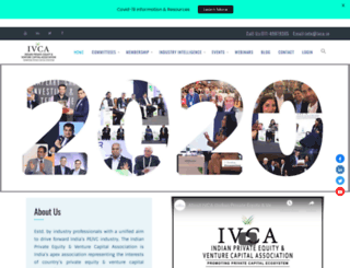 indiavca.org screenshot