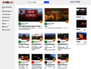 indiavideo.org screenshot