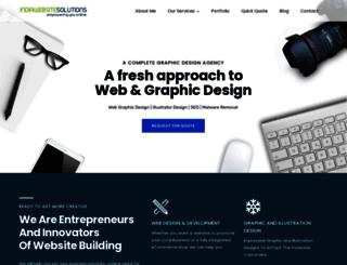 indiawebsitesolutions.com screenshot