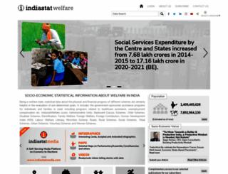 indiawelfarestat.com screenshot