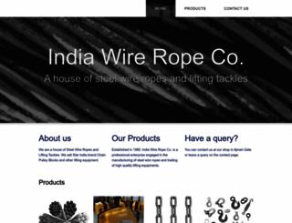 indiawirerope.com screenshot