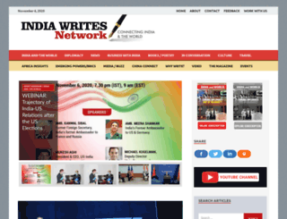 indiawrites.org screenshot
