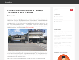 indicalibros.com screenshot
