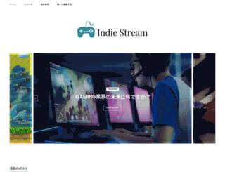 indie-stream.net screenshot