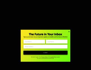 indie.bio screenshot