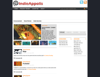 indieappolis.com screenshot