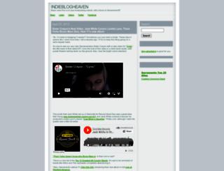 indieblogheaven.typepad.com screenshot
