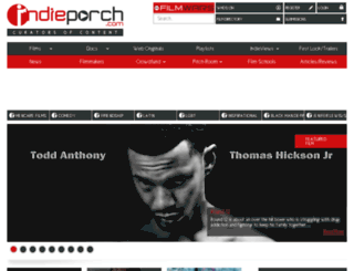 indieporch.com screenshot