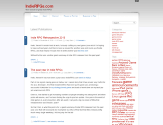 indierpgs.com screenshot