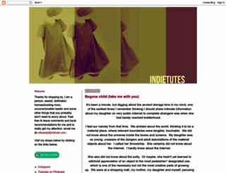 indietutes.blogspot.com screenshot