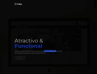 indigo.com.ar screenshot