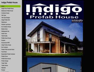 indigohouse.yolasite.com screenshot