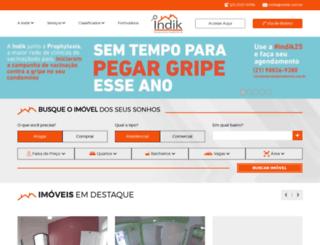 indik.com.br screenshot
