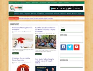indilens.com screenshot