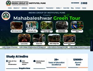 indiraedu.com screenshot