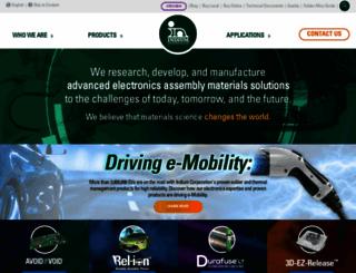 indium.com screenshot