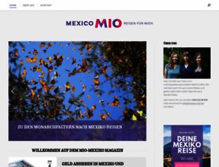 individualreisen-mexiko.de screenshot