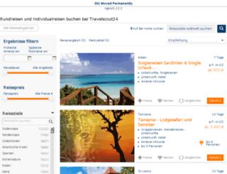 individualreisen.travelscout24.de screenshot