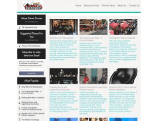 indo-beat.com screenshot