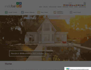 indoba.de screenshot