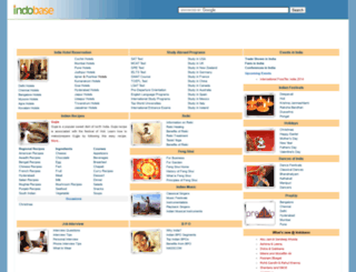 indobase.com screenshot