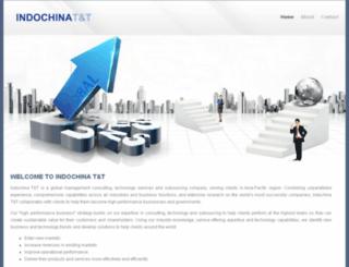 indochinatt.com screenshot