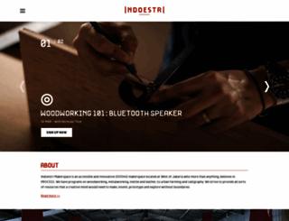 indoestri.com screenshot