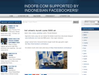 indofb.com screenshot