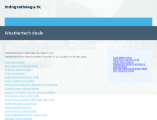 indogratislagu.tk screenshot