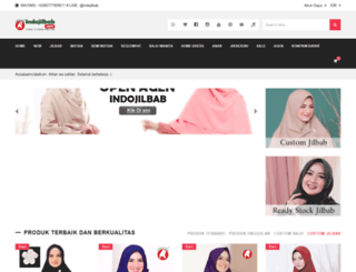 indojilbab.com screenshot