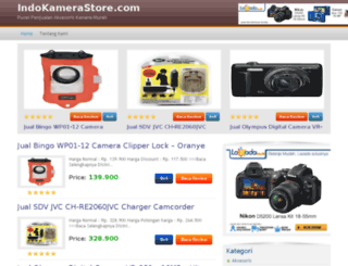 indokamerastore.com screenshot