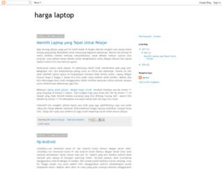 indolaptops.blogspot.com screenshot